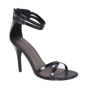 Michael Antonio double strap heels